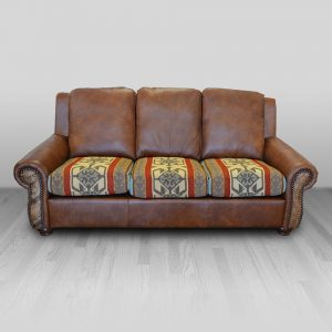 cowhide western furniture living room sofa rodeo style