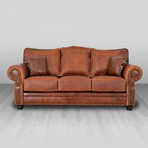 cowhide western furniture living room sofa kennedy style