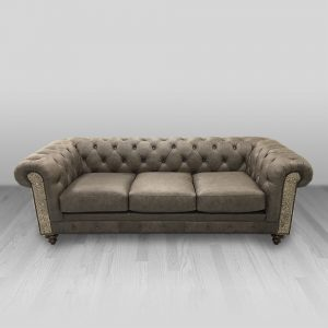 cowhide western furniture living room sofa kesington style