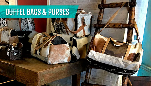 cowhide western furniture duffel bags and purses category accessories 525x300