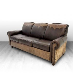 cowhide western furniture living room sofa jordicia style